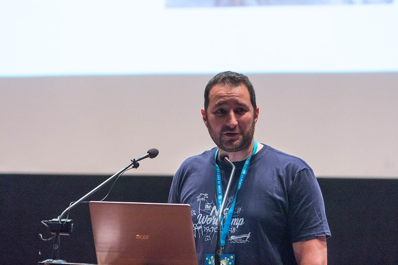 Thierry Pigot - WordCamp Paris 2019