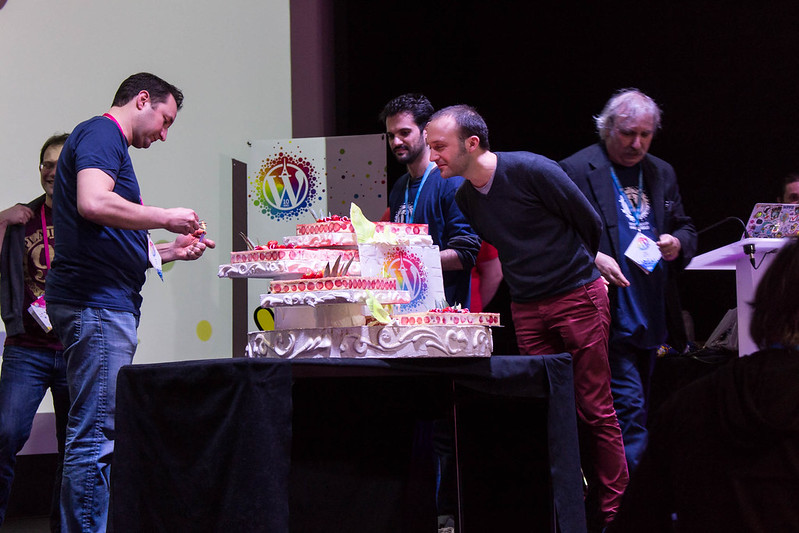 Les 10 ans du WordCamp Paris